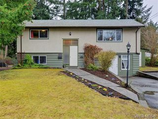 Photo 1: 985 Haslam Ave in VICTORIA: La Glen Lake House for sale (Langford)  : MLS®# 750878