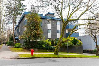 Photo 1: 206 1396 BURNABY Street in Vancouver: West End VW Condo for sale (Vancouver West)  : MLS®# R2139387