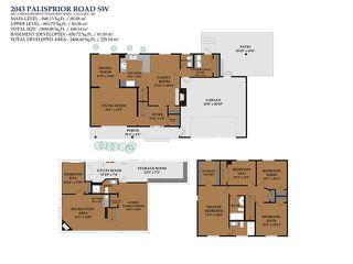 Photo 42: 2043 PALISPRIOR Road SW in Calgary: Palliser House for sale : MLS®# C4113713