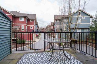 "Photo 9: 3 6635 192 Street in Surrey: Clayton Townhouse for sale in ""LEAFSIDE LANE"" (Cloverdale)  : MLS®# R2167196"