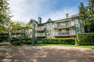 """Photo 1: 107 15140 108 Avenue in Surrey: Bolivar Heights Condo for sale in """"RIVERPOINTE"""" (North Surrey)  : MLS®# R2170379"""