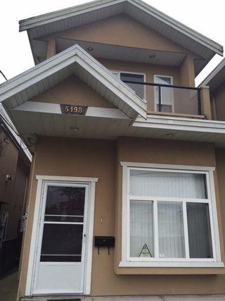 Photo 1: 5498 NORFOLK STREET in Burnaby: Central BN 1/2 Duplex for sale (Burnaby North)  : MLS®# R2163875