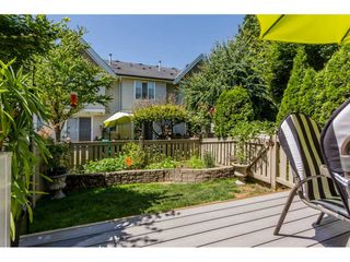 """Photo 20: 91 20540 66 Avenue in Langley: Willoughby Heights Townhouse for sale in """"Amberleigh"""" : MLS®# R2191971"""