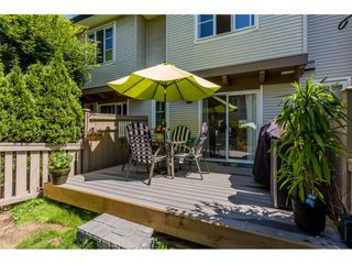 """Photo 19: 91 20540 66 Avenue in Langley: Willoughby Heights Townhouse for sale in """"Amberleigh"""" : MLS®# R2191971"""