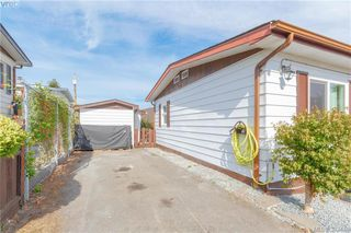 Photo 17: 18 124 Cooper Road in VICTORIA: VR Glentana Manu Double-Wide for sale (View Royal)  : MLS®# 382476