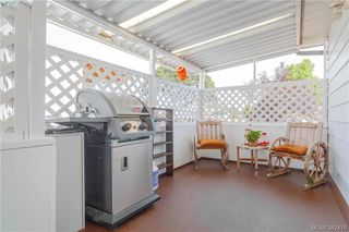 Photo 20: 18 124 Cooper Rd in VICTORIA: VR Glentana Manufactured Home for sale (View Royal)  : MLS®# 768456
