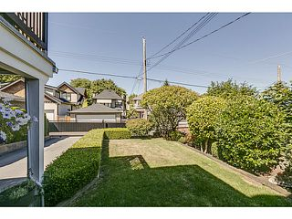 Photo 4: 3729 W 23RD AV in Vancouver: Dunbar House for sale (Vancouver West)  : MLS®# V1138351