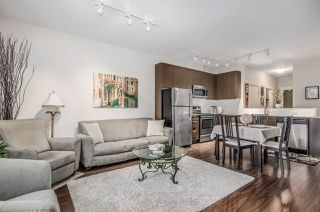 "Photo 1: 106 2351 KELLY Avenue in Port Coquitlam: Central Pt Coquitlam Condo for sale in ""LA VIA"" : MLS®# R2213225"