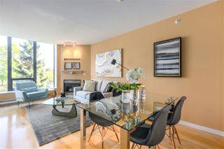 "Photo 8: 314 2228 MARSTRAND Avenue in Vancouver: Kitsilano Condo for sale in ""The SOLO"" (Vancouver West)  : MLS®# R2213454"