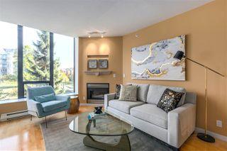 "Photo 10: 314 2228 MARSTRAND Avenue in Vancouver: Kitsilano Condo for sale in ""The SOLO"" (Vancouver West)  : MLS®# R2213454"