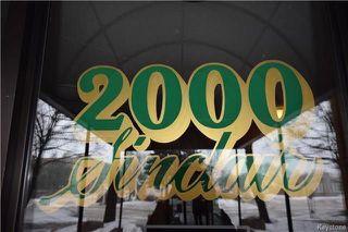 Photo 2: 609 2000 Sinclair Street in Winnipeg: Parkway Village Condominium for sale (4F)  : MLS®# 1804910