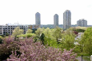 """Photo 13: 502 2088 MADISON Avenue in Burnaby: Brentwood Park Condo for sale in """"THE FRESCO AT THE RENAISSANCE"""" (Burnaby North)  : MLS®# R2264202"""