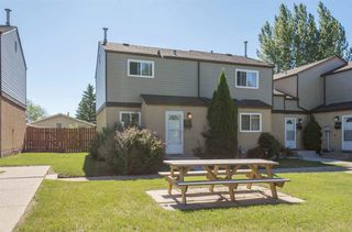 Main Photo: 14213 23 Street in Edmonton: Zone 35 Townhouse for sale : MLS®# E4117075