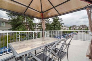 """Photo 18: 15 2352 PITT RIVER Road in Port Coquitlam: Mary Hill Townhouse for sale in """"Shaughnessy Estates"""" : MLS®# R2284697"""