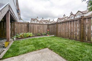 """Photo 19: 15 2352 PITT RIVER Road in Port Coquitlam: Mary Hill Townhouse for sale in """"Shaughnessy Estates"""" : MLS®# R2284697"""