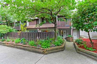Photo 1: 8 340 GINGER Drive in New Westminster: Fraserview NW Townhouse for sale : MLS®# R2286554