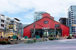 "Photo 14: 601 1633 ONTARIO Street in Vancouver: False Creek Condo for sale in ""KAYAK BUILDING"" (Vancouver West)  : MLS®# R2286705"