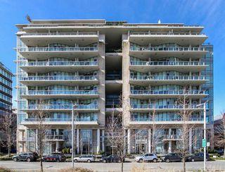 "Photo 1: 601 1633 ONTARIO Street in Vancouver: False Creek Condo for sale in ""KAYAK BUILDING"" (Vancouver West)  : MLS®# R2286705"
