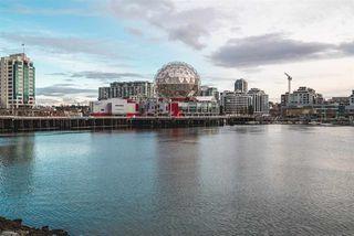 "Photo 15: 601 1633 ONTARIO Street in Vancouver: False Creek Condo for sale in ""KAYAK BUILDING"" (Vancouver West)  : MLS®# R2286705"