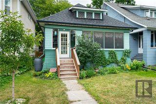 Photo 1: 53 Evanson Street in Winnipeg: Wolseley Residential for sale (5B)  : MLS®# 1821084