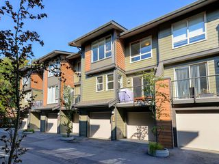 "Photo 20: 14 757 ORWELL Street in North Vancouver: Lynnmour Townhouse for sale in ""Connect at Nature's Edge"" : MLS®# R2308821"