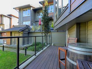 "Photo 17: 14 757 ORWELL Street in North Vancouver: Lynnmour Townhouse for sale in ""Connect at Nature's Edge"" : MLS®# R2308821"