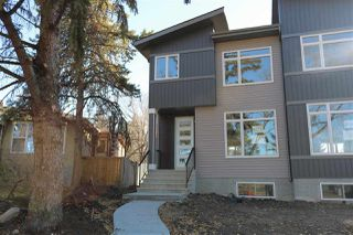 Main Photo: 6321 105A Street NW in Edmonton: Zone 15 House Half Duplex for sale : MLS®# E4134967