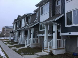Main Photo: 8 140 YOUVILLE Drive E in Edmonton: Zone 29 Townhouse for sale : MLS®# E4136195