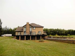 Main Photo: 27510 Highway #37: Rural Sturgeon County House for sale : MLS®# E4136481