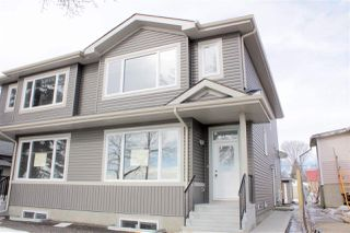 Main Photo: 2 12766 113A Street in Edmonton: Zone 01 House Half Duplex for sale : MLS®# E4137124