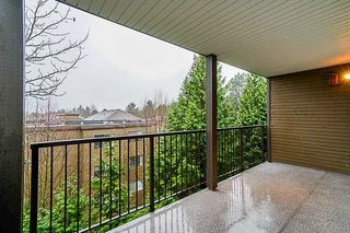 "Photo 18: 407 10698 151A Street in Surrey: Guildford Condo for sale in ""LINCOLN HILL"" (North Surrey)  : MLS®# R2330178"