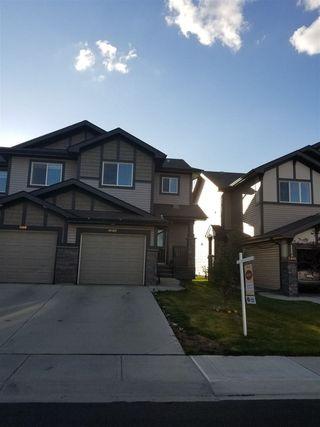 Main Photo: 2820 16 Avenue in Edmonton: Zone 30 House Half Duplex for sale : MLS®# E4139784