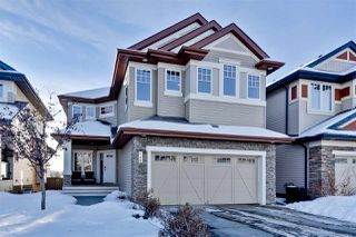 Photo 1: 748 ADAMS Way in Edmonton: Zone 56 House for sale : MLS®# E4140476