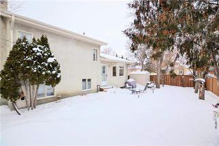 Photo 20: 2 Parasiuk Place in Winnipeg: Harbour View South Residential for sale (3J)  : MLS®# 1902533