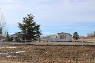 Photo 1: 23319 TWP RD 572: Rural Sturgeon County Manufactured Home for sale : MLS®# E4146577