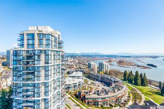 "Photo 1: 1903 11 E ROYAL Avenue in New Westminster: Fraserview NW Condo for sale in """"THE RESIDENCES OF VICTORIA HILL"""" : MLS®# R2354217"
