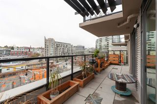 "Photo 23: 503 388 W 1ST Avenue in Vancouver: False Creek Condo for sale in ""EXCHANGE"" (Vancouver West)  : MLS®# R2357491"