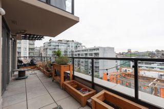 "Photo 21: 503 388 W 1ST Avenue in Vancouver: False Creek Condo for sale in ""EXCHANGE"" (Vancouver West)  : MLS®# R2357491"