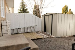 Photo 27: 111 16428 109 Street in Edmonton: Zone 27 Townhouse for sale : MLS®# E4156871
