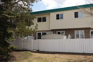 Photo 1: 111 16428 109 Street in Edmonton: Zone 27 Townhouse for sale : MLS®# E4156871