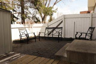 Photo 26: 111 16428 109 Street in Edmonton: Zone 27 Townhouse for sale : MLS®# E4156871