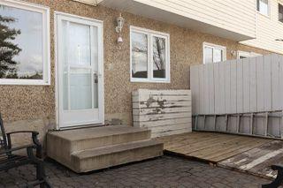 Photo 2: 111 16428 109 Street in Edmonton: Zone 27 Townhouse for sale : MLS®# E4156871