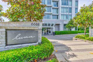 "Photo 2: 1608 6688 ARCOLA Street in Burnaby: Highgate Condo for sale in ""LUMA"" (Burnaby South)  : MLS®# R2376358"