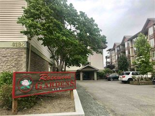 """Photo 1: 216 9186 EDWARD Street in Chilliwack: Chilliwack W Young-Well Condo for sale in """"ROSEWOOD GARDENS"""" : MLS®# R2377390"""