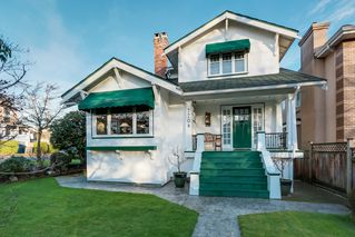 Photo 1: 7708 Heather Street in Vancouver: Marpole Home for sale ()  : MLS®# V1101987
