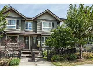 """Main Photo: 64 21867 50 Avenue in Langley: Murrayville Townhouse for sale in """"WINCHESTER"""" : MLS®# R2380853"""