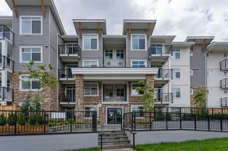 "Photo 1: 105 19940 BRYDON Crescent in Langley: Langley City Condo for sale in ""Brydon Green"" : MLS®# R2382716"