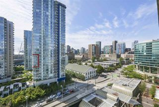 "Photo 2: 2007 188 KEEFER Place in Vancouver: Downtown VW Condo for sale in ""ESPANA 2"" (Vancouver West)  : MLS®# R2389151"
