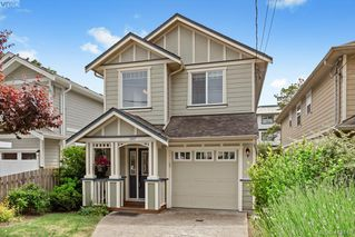 Photo 1: 1247 Rudlin St in VICTORIA: Vi Fernwood Single Family Detached for sale (Victoria)  : MLS®# 829547