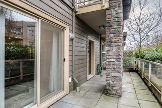 "Photo 2: 103 2110 ROWLAND Street in Port Coquitlam: Central Pt Coquitlam Condo for sale in ""AVIVA"" : MLS®# R2432281"